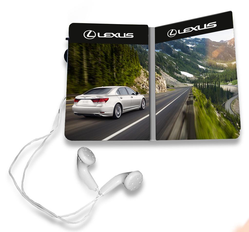audio booklet